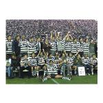 2002 – Consagração em Alvalade no 22º título nacional de Futebol