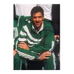 Carlos Xavier marcou nos últimos 5 jogos oficiais da carreira
