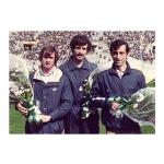 1983 – Festival leonino no 5º triunfo na TCE de Crosse