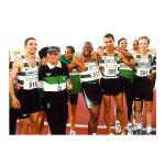 2000 – Campeões Europeus de Atletismo em pista