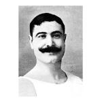 1910 – 1ª grande vitória coletiva, nos Jogos Olímpicos Nacionais