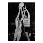 1954 – Campeões Nacionais de Basquetebol pela 1ª vez