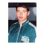 Fernando Fernandes foi campeão europeu de Kick-Boxing