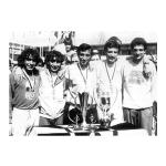 1986 – 8º título europeu no Crosse com manos Castro a revelarem-se