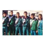 1994 – O 14º título europeu de Crosse
