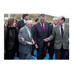 Inauguração da pista municipal Moniz Pereira