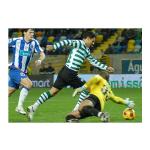 4-1 ao FC Porto na meia-final da Taça da Liga