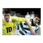 Na 1ª UEFA Futsal Cup