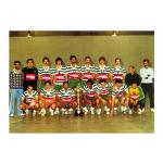 1984 – Capitaneados por Brito, Campeões Nacionais de Andebol pela 15ª vez