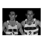 1961 – Campeões Nacionais de Crosse em época gloriosa
