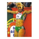 Naide Gomes, campeã mundial!