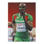 Obikwelu de ouro e Naide de prata nos Europeus de pista coberta