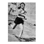"""Hedi de Sá – Uma atleta """"revolucionária"""""""