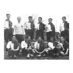 1922 – Campeões Regionais de Futebol pela 3ª vez num jogo tumultuoso