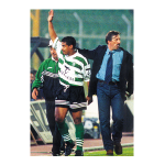 """Assis e Edmilson decidiram, no """"ponto alto"""" de Carlos Manuel em Alvalade"""