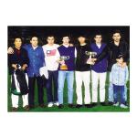 2002 – Bi-Campeões Nacionais de Ténis de Mesa