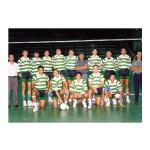 1993 – Bi-Campeões Nacionais de Voleibol