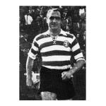 4-1 ao Benfica (poker de Peyroteo), decisivos para o título de 1948
