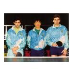 1992 – 8º título consecutivo no Ténis de Mesa