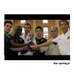 2011 – Triunfo na Taça de Portugal de Ténis de Mesa com 3-0 ao São Roque
