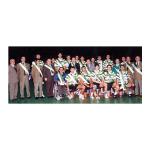 1994 – Apoteose na Maia com o tri-Campeonato Nacional de Voleibol