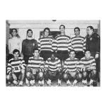 1970 – Bi-Campeões Nacionais de Andebol, na Ajuda