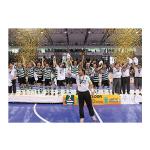 2011 – 3ª Taça de Portugal para o Futsal, frente ao Benfica