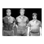 1980 – Ténis de Mesa volta a ser Campeão, 10 anos depois!