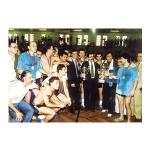 """1989 – """"Fim do mundo"""" em Loures e vitória na Taça de Portugal de Andebol"""