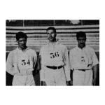 Boa presença nos Jogos Olímpicos Nacionais de 1911
