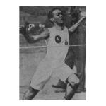 Salazar Carreira brilhante nos Jogos Olímpicos Nacionais de 1914