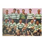 """1934 – 2º Campeonato Nacional para o Futebol, com """"poker"""" de Soeiro"""
