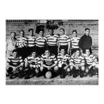 1941 – 1ª Taça de Portugal conquistada pelo Futebol