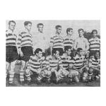 1954 – 5ª Taça de Portugal para o Futebol, após um percurso extraordinário