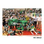 2010 – Campeões Nacionais de Futsal pela 9ª vez