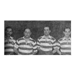 1947 – Bi-Campeões Nacionais de Ténis de Mesa
