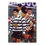 1992 – 2ª Supertaça para o Voleibol, arrasando o Benfica