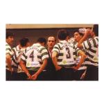 """1993 – Triunfo na Taça de Portugal de Voleibol e inédita """"dobradinha"""" para os leões"""