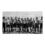 1919 – Campeões Regionais de Futebol pela 2ª vez, num cenário de filme de cowboys