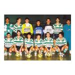 1991 – Vencedores da 1ª Taça Nacional de Futebol de 5