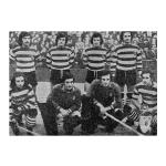 """1976 – Bi-Campeões Nacionais de Hóquei em Patins e 1ª """"dobradinha"""" na modalidade"""