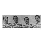 1952 – 3º Campeonato Nacional para o Ténis de Mesa