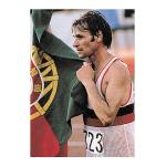 O 1º título olímpico para Portugal!
