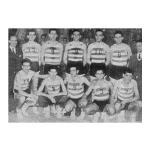 """1956 – Passadiço """"à pinha"""" para ver Campeões Nacionais de Basquetebol"""