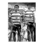 1957 – Campeões Nacionais de Fundo (por equipas – contra-relógio) em Ciclismo