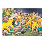 Vitória categórica no prestigiado Troféu Colombino