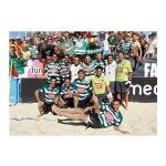 Uma equipa fabulosa no 1º Circuito Nacional de Futebol de Praia
