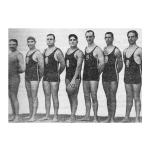 1922 – Vencedores do 1º Campeonato de Portugal de Polo Aquático