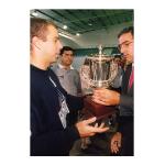 1997 – 1ª Supertaça para o Andebol, frente ao ABC