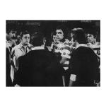 Excelente estreia no Campeonato de 1976/77